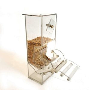 comederos automáticos para pájaros
